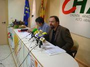 Iniciativas proreapertura del Canfranc, iniciativas proPirineo
