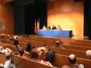 Jornadas sobre urbanismo y ordenación del territorio...¿Ausencias? PP y PAR, ¿tienen algo que esconder en el Pirineo, en Chimillas, en La Muela, en Cuarte...?