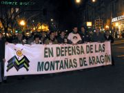 Nuevos actos plataforma en defensa de las montañas de Aragón