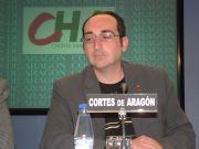 CHA pide explicaciones por los graves problemas en las obras de San Juan de la Peña
