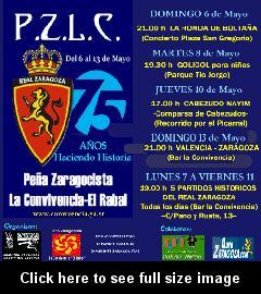La voz del Pirineo en Zaragoza