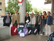 Y hoy bajaremos a la plana a Huesca