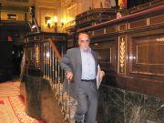 Labordeta pide explicaciones al Gobierno por la línea Aragón-Cazaril