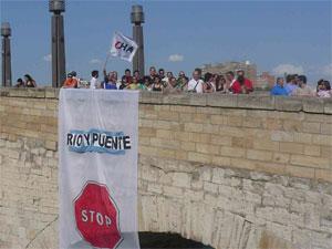 Desde el Pirineo, solidarios con el Ebro