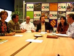 Solidarios con el Pirineo, también en Madrid